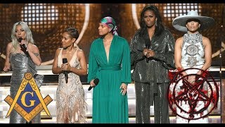 THE 2019 GRAMMY AWARDS WAS A FREEMASON ILLUMINATI NIGHTMARE...