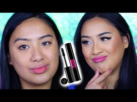Lancome Monsieur Big Mascara Review + Demo | Wtf Happened Here