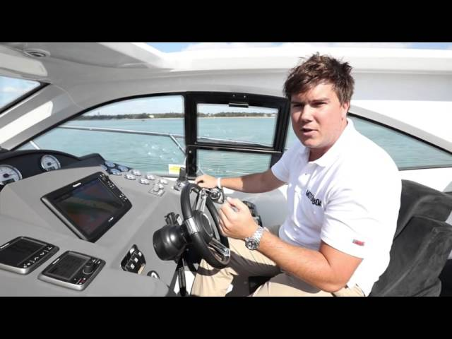 Windy 45 Chinook review - Motor Boat & Yachting