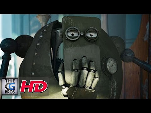 "CGI Animated Shorts :**Award Winning** ""Bibo"" – by Anton Chistiakov & Mikhail Dmitriev"