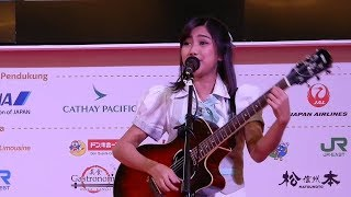 JKT48 Acoustic - Mirai'e (Kiroro) At Kota Kasablanka