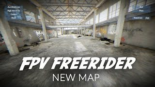 FPV Freerider Recharged - New map - Factory