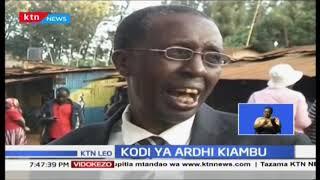 Ongezeko la kodi ya ardhi katika Kiambu
