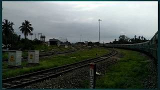 preview picture of video 'RANGAPARA JUNCTION (TimeLapse)'