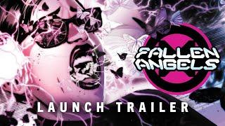 FALLEN ANGELS #1 Launch Trailer | Marvel Comics
