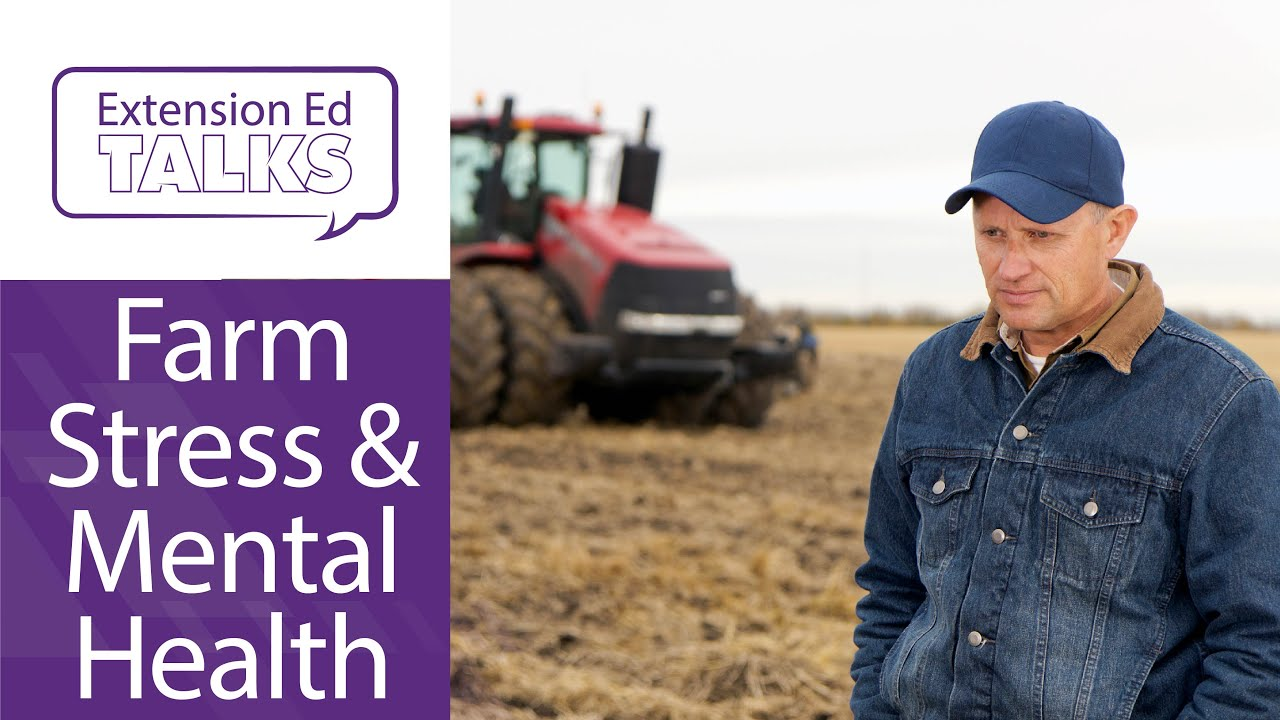 Farm Stress & Mental Health