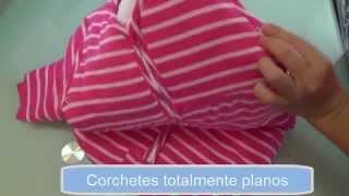 Sacos de Dormir para Bebés y Niños con Mangas Extraíbles