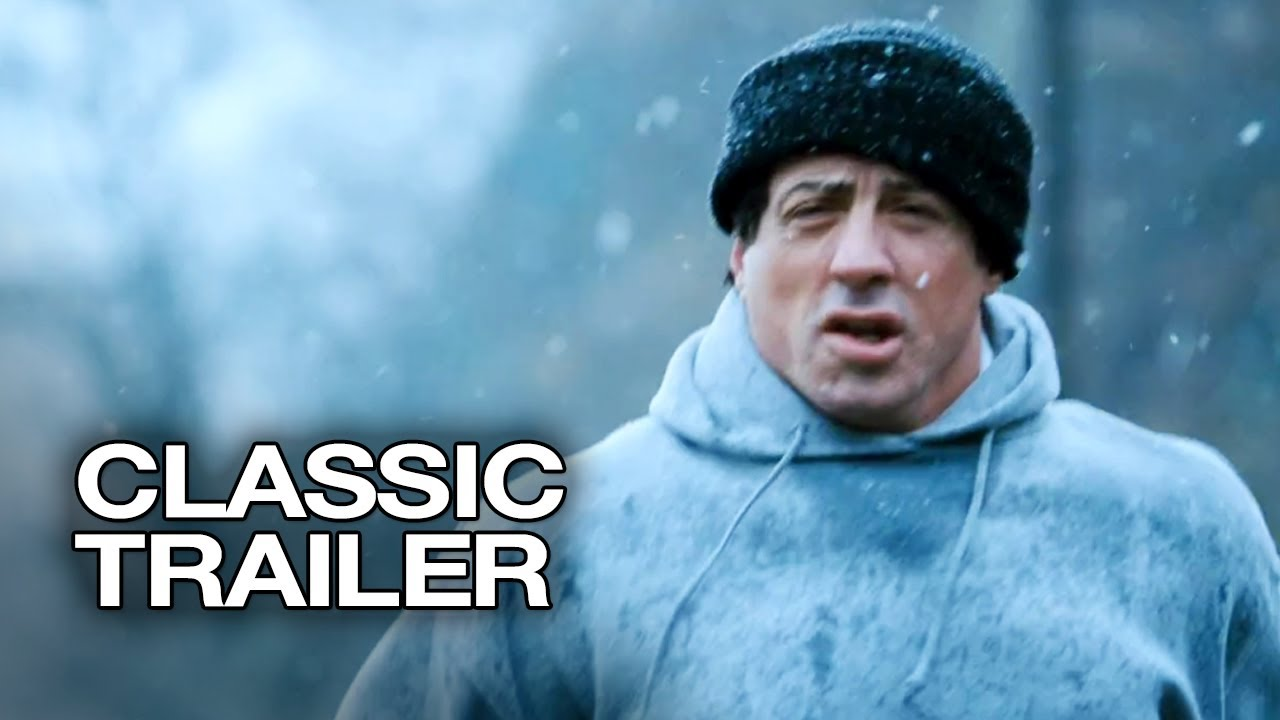>Rocky Balboa Official Trailer #1 - Sylvester Stallone, Burt Young Movie (2006) HD