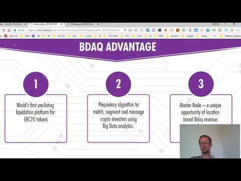 BDAQ Instant Liquidity Review by Richard Trummer