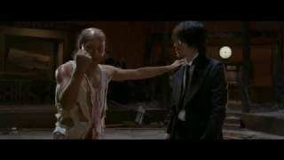 Kung Fu Hustle - Wow, that's a big fist!