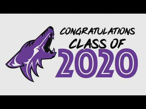 Anna High School Class of 2020 Graduation