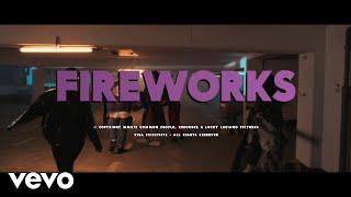 Kadr z teledysku Fireworks tekst piosenki Purple Disco Machine