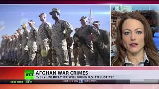Victims of War Crimes: Afghan citizens submit 1.2mn statements to ICC