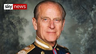 Royal Family prepare for Prince Philip's funeral