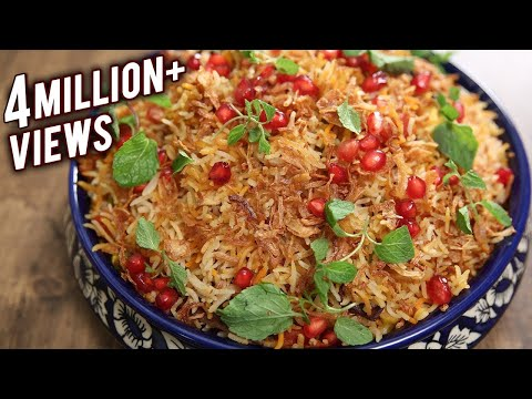 Vegetable Biryani | Easy Homemade Biryani Recipe | The Bombay Chef – Varun Inamdar