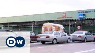 Kaliningrad: visa-free border traffic suspended | Made in Germany