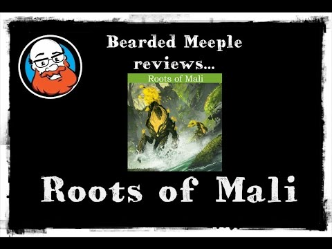 Bearded Meeple reviews : Roots of Mali