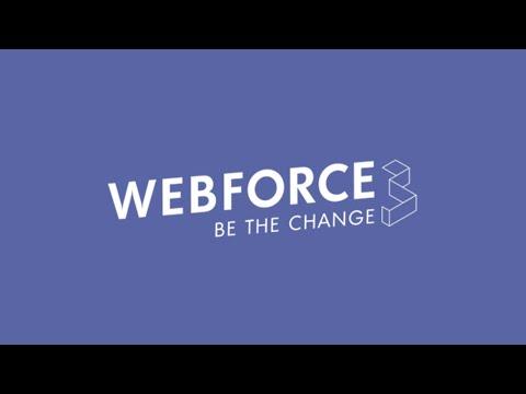 Video Présentation de WebForce3