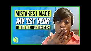 How To Start A Cleaning Business| Common Mistakes In Cleaning Business.