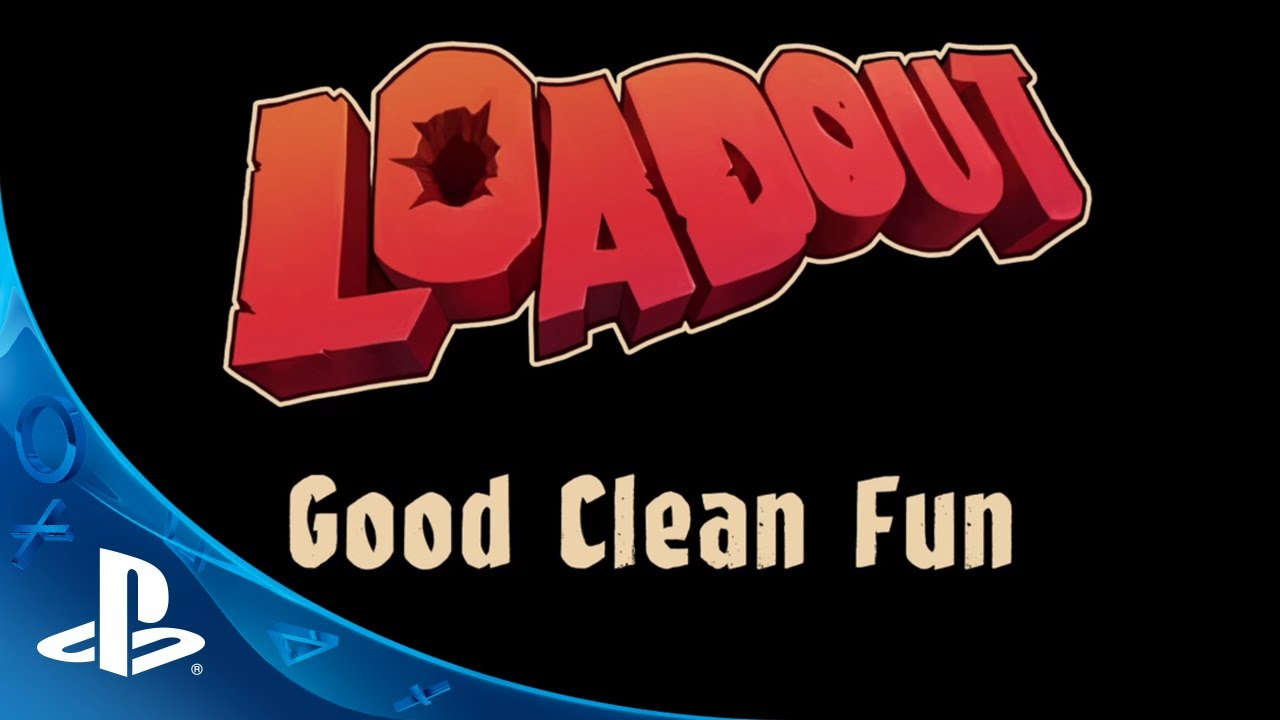 Loadout: PS4 Console Exclusive, Free to Play, Billions of Weapon Combos