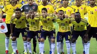 Música para celebrar con la Selección Colombia