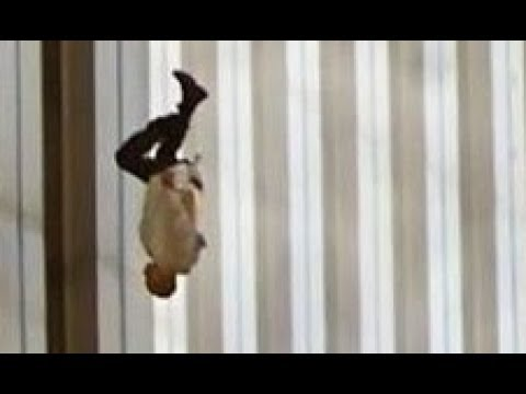 911 Jumpers 9/11 in 18 mins Plane Crashes World Trade Center Towers September 11 Terror Fact Video
