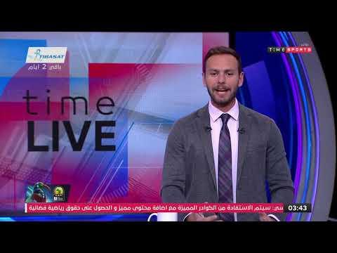 يحيى حمزة : على مسئوليتي الشخصية أسامة جلال في الأهلي قريبا - time live