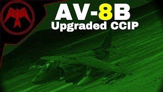 DCS AV-8B NA Harrier CCIP Upgrade Tutorial