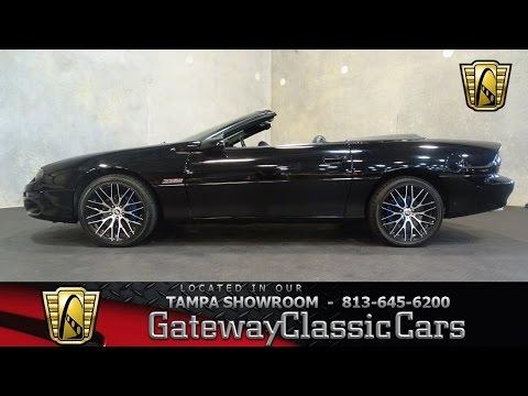 2002 Chevrolet Camaro for Sale - CC-951269