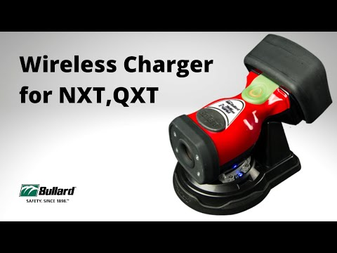 Bullard Wireless Charger for NXT,QXT Thermal Imaging Camera for Fire Service