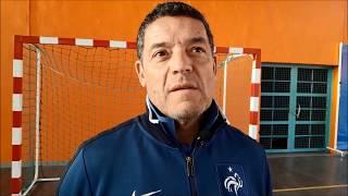 """Michel Berbèche : """"Intelligence de jeu et technique"""" (Sainte-Tulle)"""
