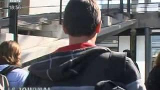preview picture of video 'L'université fait sa rentrée (Tours)'