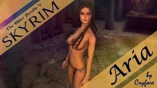 SkyrimMod: Компаньен Ариа (Скачать) SE|LE V0.1