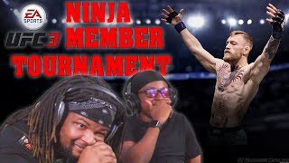 Some Of The CRAZIEST Knockouts You'll EVER See! (UFC 3 Ninja Tournament)