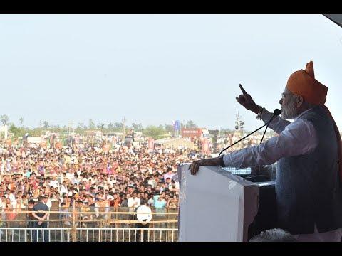 PM Modi addresses Public Meeting in Kaalol, Gujarat
