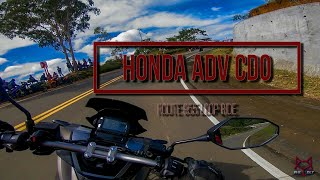 ADV CdeO 2021 1st group ride | Route 955 | FPV