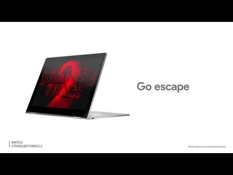 Google Commercial for Google Pixelbook (2018) (Television Commercial)