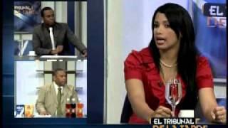 Elvin Castillo-Tribuanal-Kimberly Taveras- Entrevista parte 2