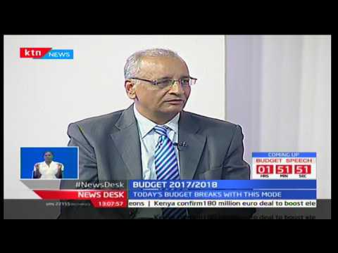 Newsdesk 30th March 2017 - Kenyan Budget 2017/2018