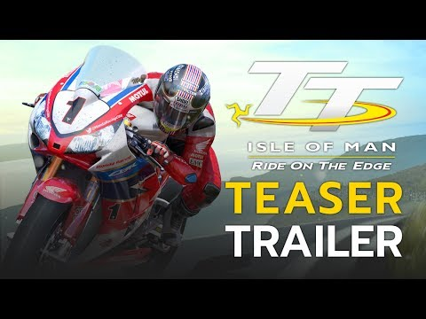 'TT Isle of Man: Ride on the Edge' Interactive Game | Teaser Trailer thumbnail