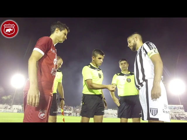 DEFENSORES VS. GIMNASIA (M) PENTAGONAL