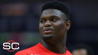 Zion will be able to make an impact for the Pelicans right away - David Fizdale | SportsCenter
