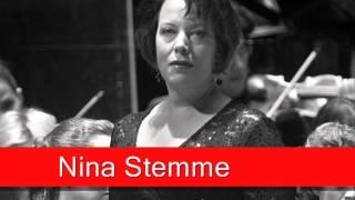 Nina Stemme: Strauss - Ariadne auf Naxos, 'Es gibt ein Reich'