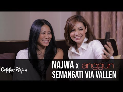 Catatan Najwa Part 1 - Najwa x Anggun Semangati Via Vallen