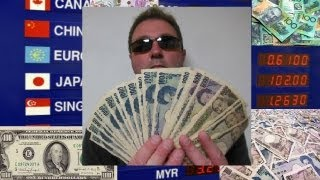 Japan - How to #107 - Currency Exchange