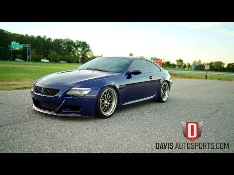 Davis AutoSports 2008 BMW M6 / DPE Wheels / KW Coilovers / Active Exhaust and More / For Sale