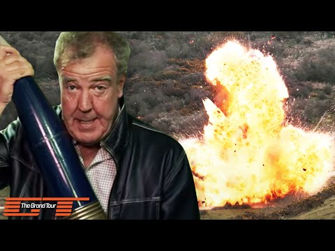 The Grand Tour: Playing Battleship for Real