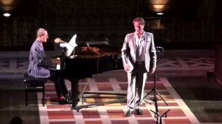 "Grant Doyle sings ""The Masochism Tango"" by Tom Lehrer"