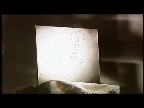 Topienie stali słońcem