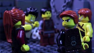 The LEGO Zombie Apocalypse XIII: THE PIT OF DEATH